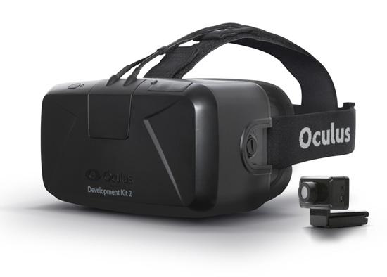 Oculus Rift - Developer Kit V2 (Quelle: Oculus Rift)